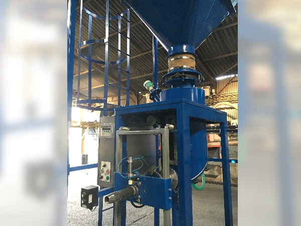 New Powder Packer for Gainsborough