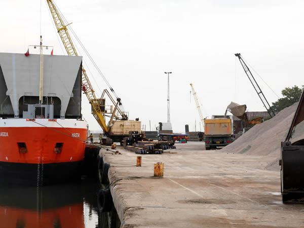 Port Of Mistley Now Accommodates Vessels Up To 3,800 DWT